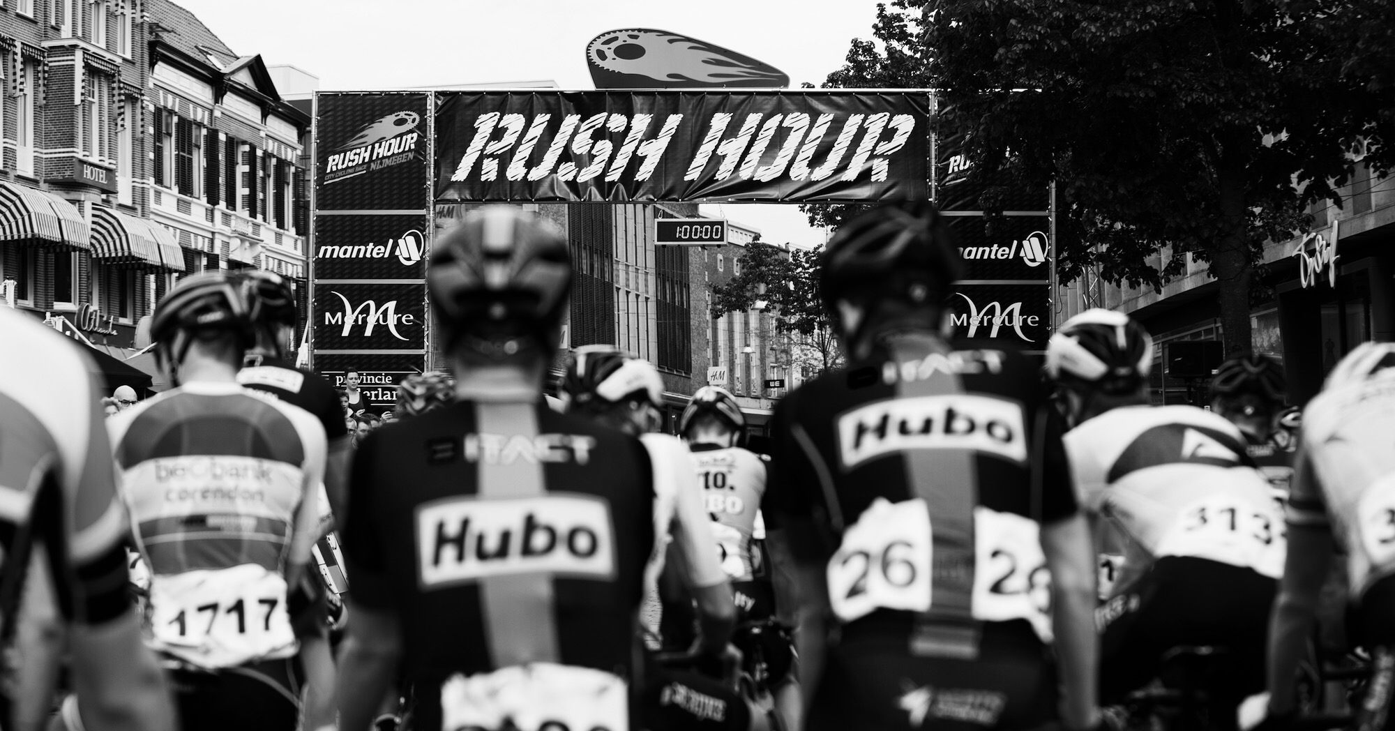 City Cycling Race